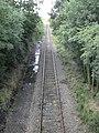 Single Track Railway near Northend - geograph.org.uk - 1433153.jpg