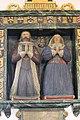 Sion Trevor - John Trevor (1563–1630) memorial St Cynfarch Ch, Hope, Flintshire Cymru Wales 02.jpg