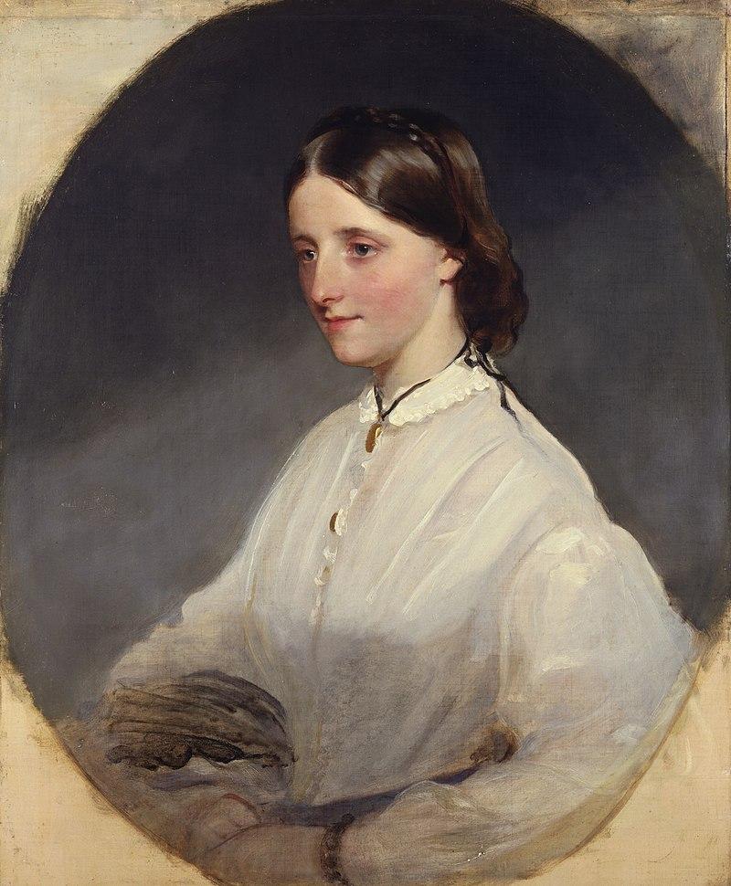 Sir George Hayter - Amy Emily Sarah Fitzroy - y1993-32 - Princeton University Art Museum.jpg