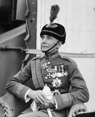 Philip Game - Sir Philip Game in 1930 wearing his 1920 pattern RAF Full Dress uniform.