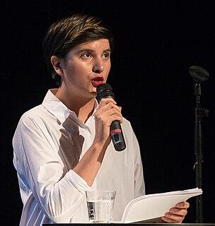 Sissela Nordling Blanco Swedish politician