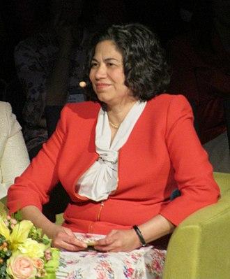 Reyna I. Aburto - Reyna I. Aburto in 2018