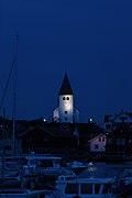 Skärhamns kyrka och gästhamn Tjörn 2019 08 07 a.jpg
