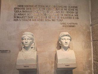 Skanderbeg Museum - Image: Skanderbeg Museum (4)