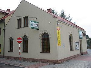 Skawina - SKOK (Spółdzielcza Kasa Oszczędnościowo Kredytowa) in Skawina - English: