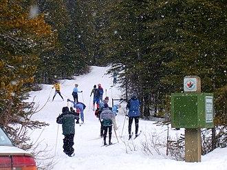 Kananaskis Country - Cross-country skiing in Kananaskis