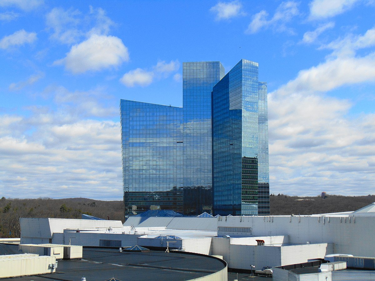 Located in Mohegan Sun's Casino of the Sky