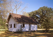 Slave cabin Arundel Plantation