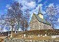 Slidredomen church Vestre Slidre Valdres Norway 2017-03-29 04.jpg
