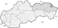 Slovakia presov medzilaborce.png