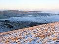 Small valley below Little Mell Fell - geograph.org.uk - 1075444.jpg
