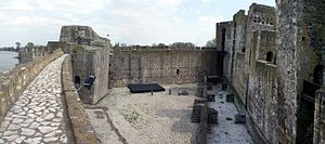 Smederevo Fortress - The inner city