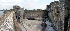 Smederevo Fortress - The inner city