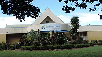 Smithfield, Queensland - Smithfield Library, 2018