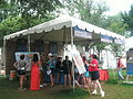 Smithsonian Folklife Festival 2013 - Anthropological Archives tent.JPG