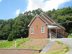 Smithville, Providence TWP, LanCo Church of God.jpg