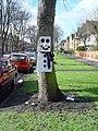 Snowman Tree, Westbourne Avenue, Hull - geograph.org.uk - 1038135.jpg
