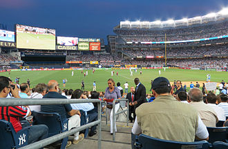 New York City FC -  The team currently plays at Yankee Stadium