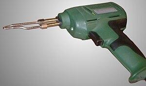 Soldering gun - Soldering gun