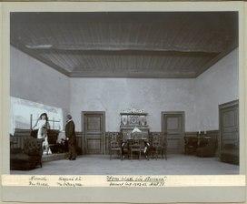 Som blad för stormen, Dramatiska teatern 1903. Föreställningsbild - SMV - H14 048.tif