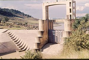 Ladysmith, KwaZulu-Natal - Windsor Dam