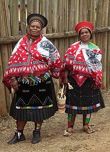 Man typical meaning zulu The Beliefs