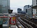 South Quay DLR stn look southbound2.JPG