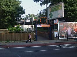 South Tottenham stn entrance.JPG