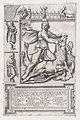 Speculum Romanae Magnificentiae- Statue of Mithras MET DP870291.jpg