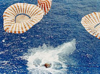 Splashdown - Image: Splashdown 2