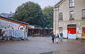 Square in Christiania 1994.jpg