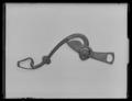 Stångbett av förtent stål, 1600 - 1700-t - Livrustkammaren - 2213.tif