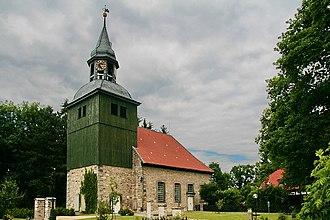 Meinersen - Image: St.Georg Kirche Meinersen IMG 9060
