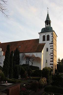 St. Johanniskirche Flensburg Adelby
