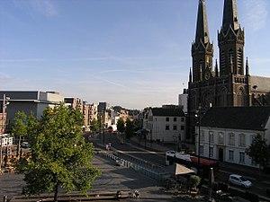 Tilburg - Tilburg, Heuvel