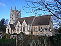 St. Martin's Church, Bladon 11.jpg
