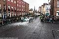 St. Patrick's Day Parade (2013) - Colorado State University Marching Band, Colorado, USA (8566274682).jpg