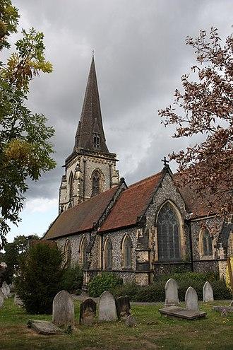 South Croydon - St Peter's Church