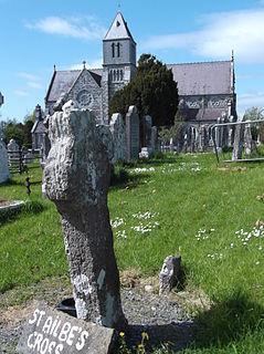 Emly Village in Munster, Ireland