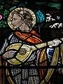 St Cecilia at Shrewsbury Cathedral - geograph.org.uk - 1140468.jpg