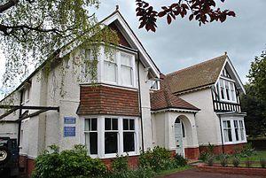 St Cyprian's School - Image: St Cyprian's School, Eastbourne, 2017