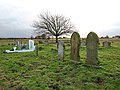 St Ethelbert's church - churchyard - geograph.org.uk - 1709776.jpg