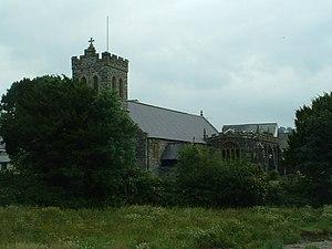 Llanrwst - Image: St Grwst