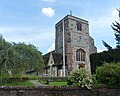 St John the Baptist's Church, The Street, Puttenham (May 2014) (2).JPG