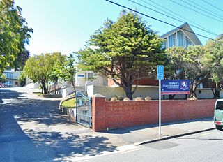 St Marks Church School Private, independent christian school in Wellington, NZ
