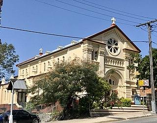 St Marys Church, South Brisbane