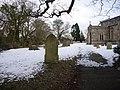 St Mary's churchyard, Dullingham - geograph.org.uk - 1158343.jpg