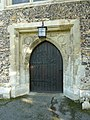 St Mary the Virgin, Denham doorway-geograph-3340395.jpg