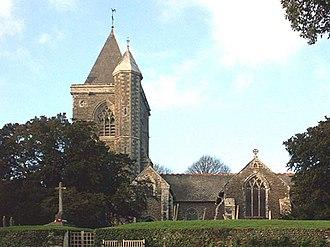 St Michael Penkevil - St Michael Penkivel Church