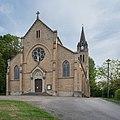 St Symphorian church in La Batie-Montgascon 01.jpg
